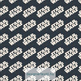 Star Wars Rainbow Logopatchwork cotton by Camelot Fabric