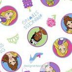 Disney Princess Strong Knit