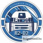 Star Wars R2-D2 felvasalható matrica (Ad-Fab)