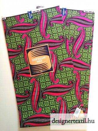 Afrikai pamutvászon - (Supreme Wax Holland) # 8