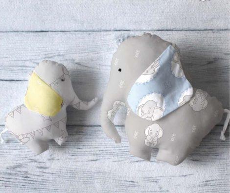 Elephant pattern free