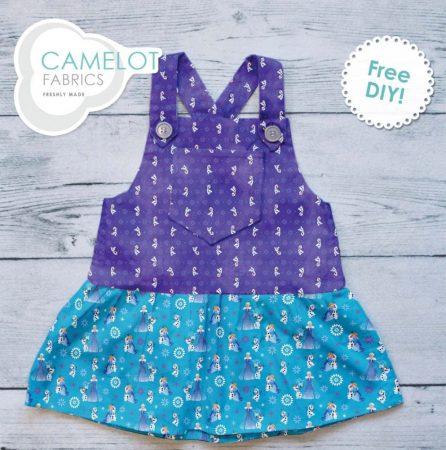 Tiny adventures dress pattern