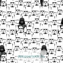 Star Wars Storm Troopers Cotton patchwork cotton by Camelot Fabric