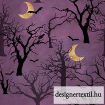 Halloween lila kísérteties erdő - (Purple Spnt Forest)