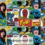 Marvel flanel méteráru - (Multi Marvel Action Around Flannel)