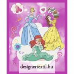 Disney Hercegnők pamutvászon panel