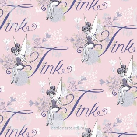 Tink in Pink Fabric