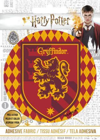 Harry Potter Griffendél felvasalható matrica (Ad-Fab)