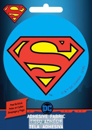 Superman logó felvasalható matrica (Ad-Fab)